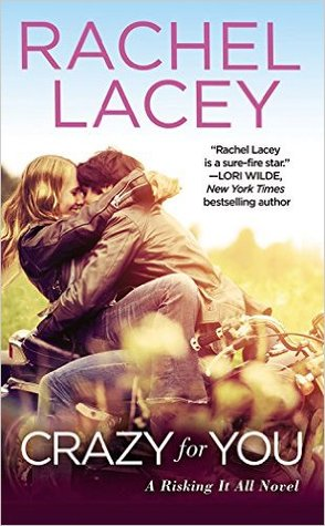 Blog Tour: Crazy for You by Rachel Lacey (Excerpt & Giveaway)