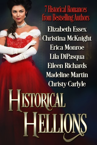 Author Visit: Historical Hellions Box Set by Asst Authors