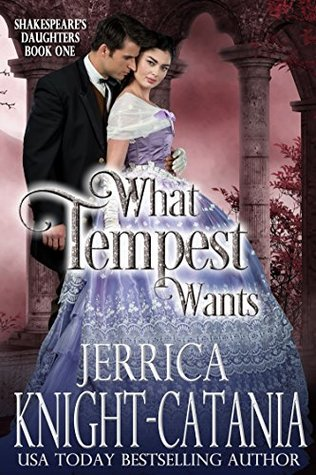Author Visit: What Tempest Wants by Jerrica Knight-Catania (Excerpt & Giveaway)