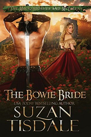 Author Visit: The Bowie Bride by Suzan Tisdale (Excerpt & Giveaway)