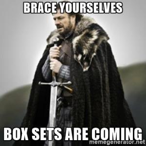 Saturday Discussion: What's In The Box (Set)?
