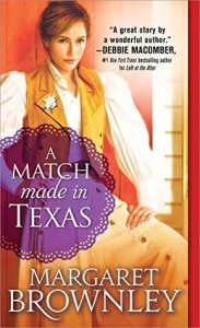 Spotlight: A Match Made in Texas by Margaret Brownley (Excerpt & Giveaway)