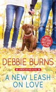 Spotlight Tour: A New Leash on Love by Debbie Burns (Guest Post, Excerpt & Giveaway)