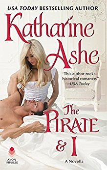 ARC Review: The Pirate and I by Katherine Ashe