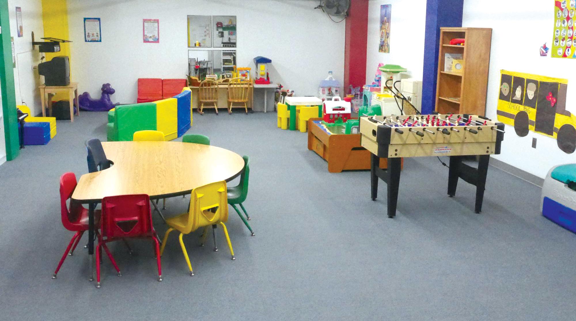 Kidzone Nursery