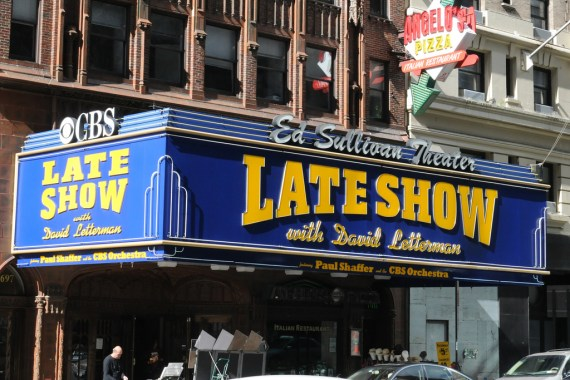 Top Ten Life Lessons From Growing Up With David Letterman
