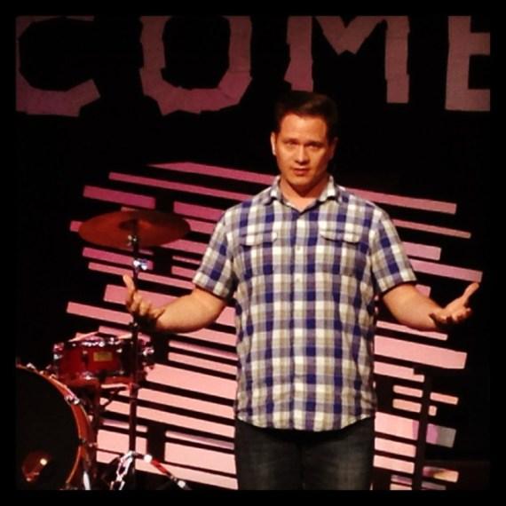 Daniel Burke Public Speaking Preaching
