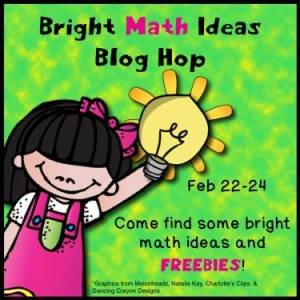 Bright Ideas Math Blog Hop