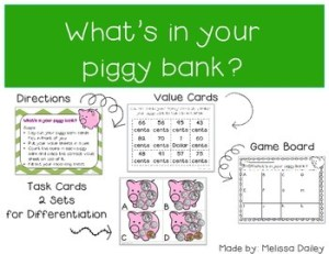 What's in your piggy bank?