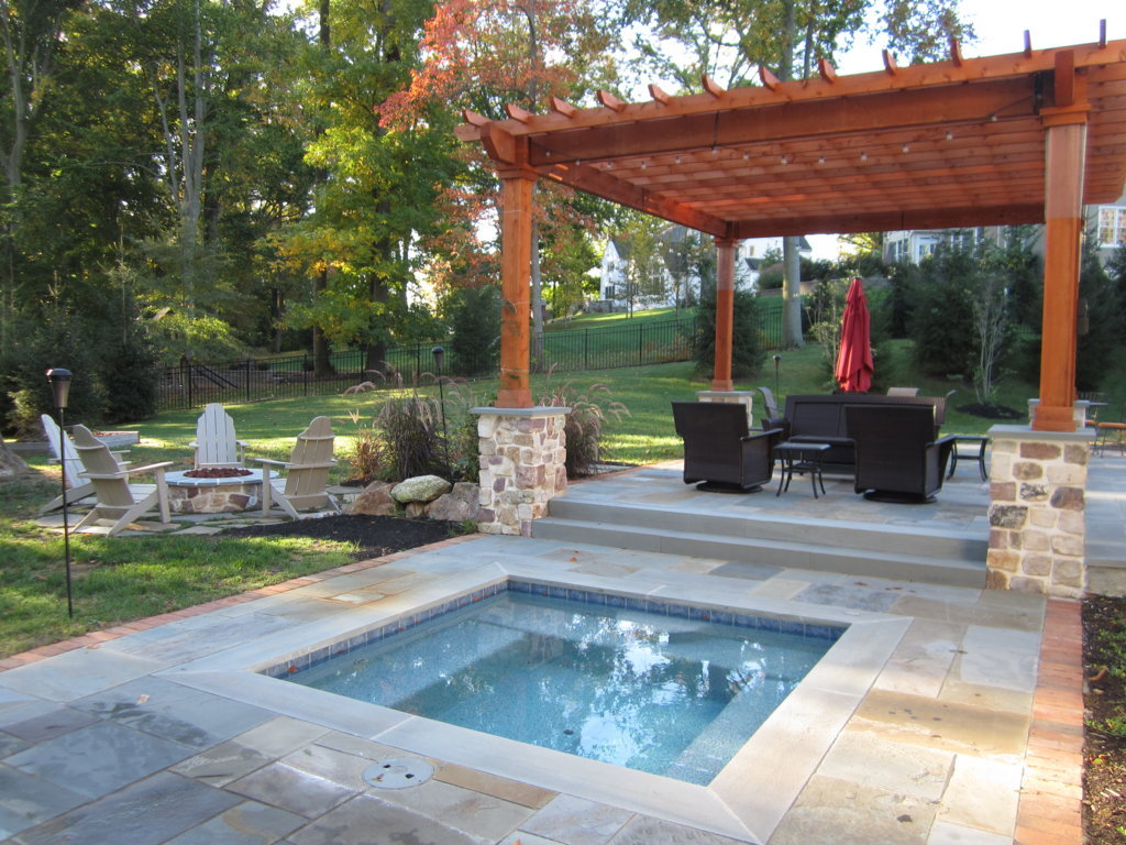 Pools Amp Spas Burkholder Landscape