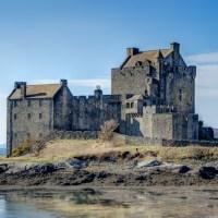 A postcard from Scotland: Eilean Donan castle
