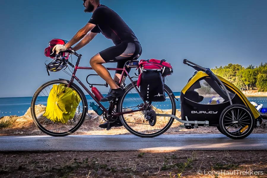Packing for a Bikepacking Trip with Your Dog - Burley Design