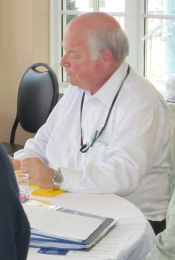 Ward 3 Councillor John Taylor