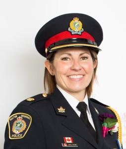 Carol Crowe 2015 Deputy chief
