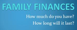 Cohousing -  Family finances - have + last