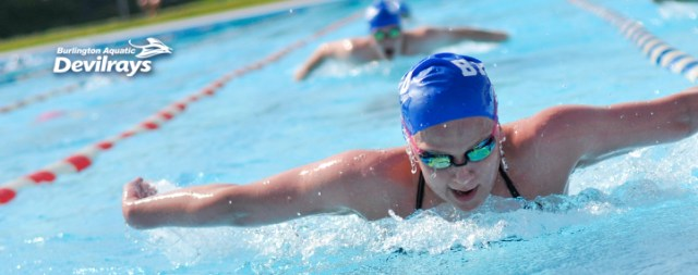 Devilrays swimmers