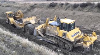 Excavation equipment 2
