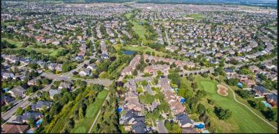 Millcroft golf course