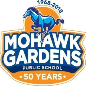 MohawkGardens_50Years crest
