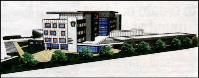 New Halton Regional Police Headquarters