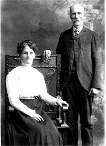 Pic 23 Eliza Mary Shult & Featherstone Martindale
