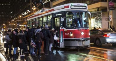 public transit - Toronto