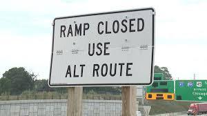 ramp closure
