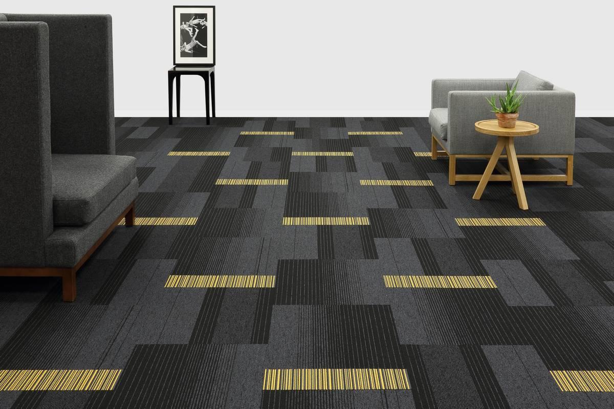 new burmatex carpet tile design