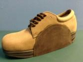 shoe buttress