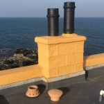 Chimney Repairs Ayr Ayrshire Burnbank Roofing Gallery Image2