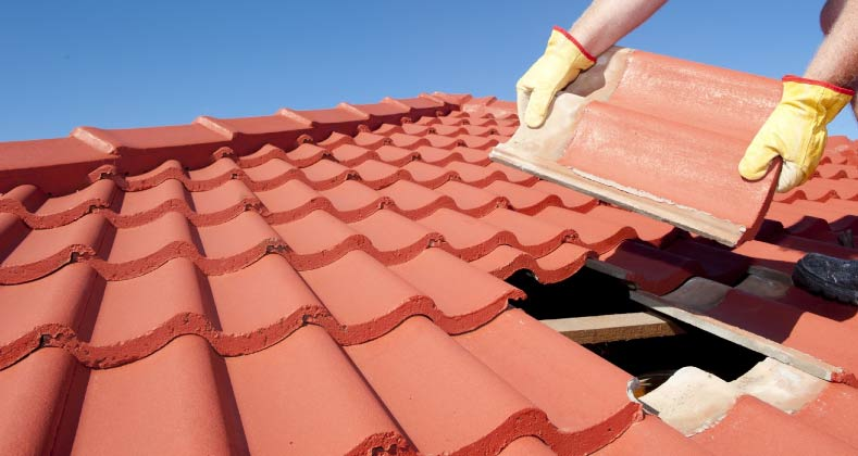 Roofers Ayr burnbank roofing contractors roof repairs