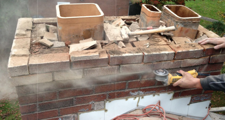 Roofers Ayr Chimney Repairs