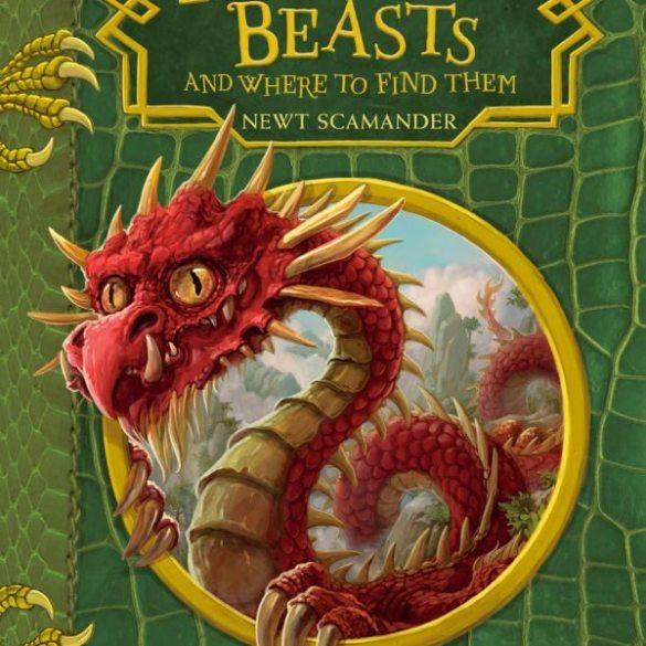 Pottermore anuncia uma nova edição do livro das criaturas de Newt Scamander 16