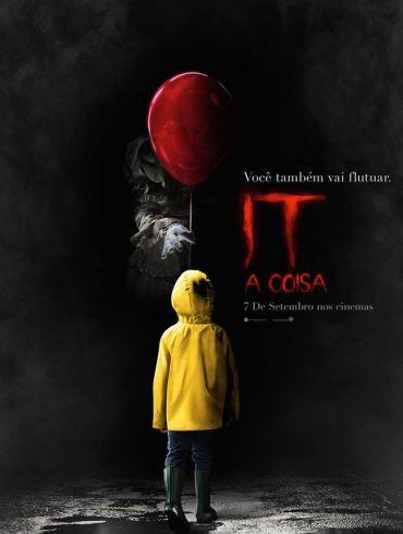 'It - A Coisa' faz a maior bilheteria de estreia de um filme de terror da história 43