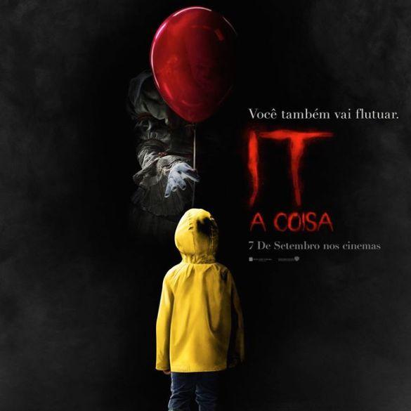 IT: A Coisa | Confira o primeiro pôster oficial da nova adaptação do clássico de Stephen King 16