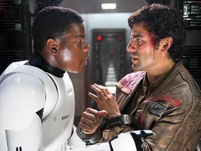 Star Wars | Possível romance entre Finn e Poe 14