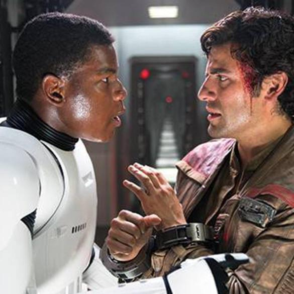 Star Wars | Possível romance entre Finn e Poe 16