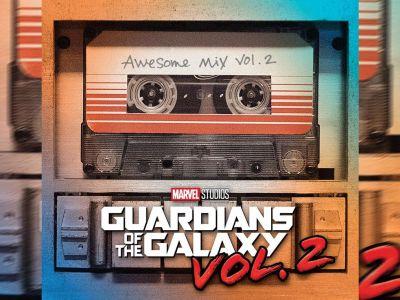 Guardiões da Galáxia Vol. 2 | Escute a playlist com as músicas do Awesome Mix Vol. 2 13