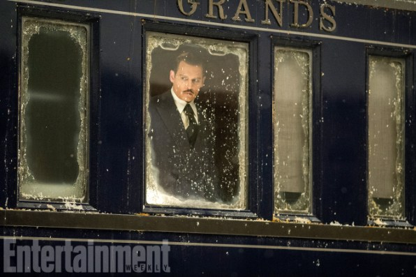 Murder on the Orient Express (2017) Johnny Depp