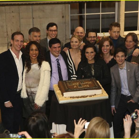 Once Upon a Time é cancelada pela ABC 18