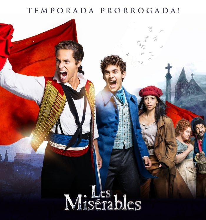 Musical Les Misérables tem temporada prorrogada no Teatro Renault, em São Paulo! 16