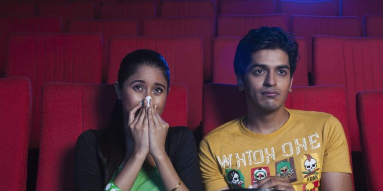 Aqueles que choram vendo filmes são psicologicamente mais fortes 16