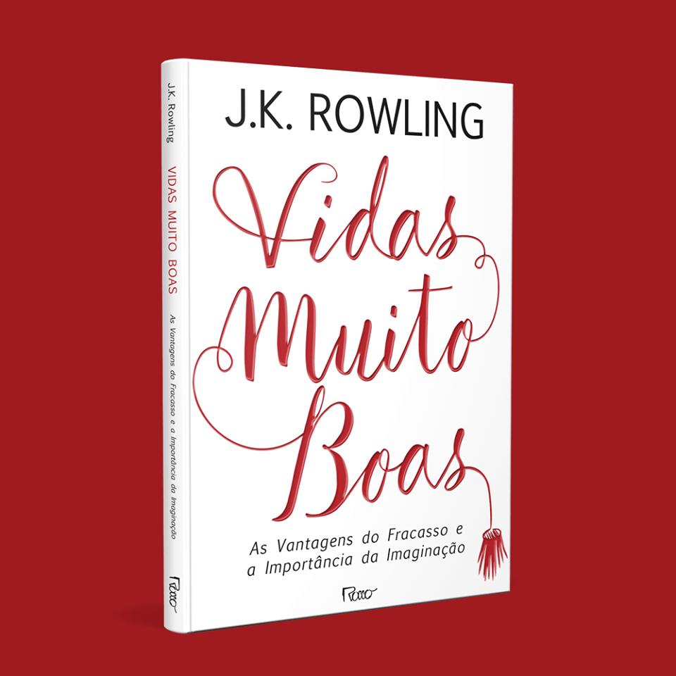 Discurso deJ.K. Rowlingpara Harvard será publicado em livro no Brasil! 17