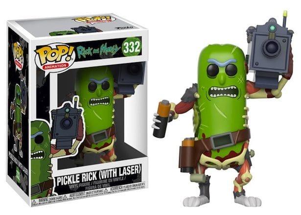 Funko vai lançar versão especial do 'Pickle Rick' da série Rick and Morty 18