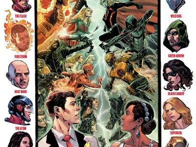Crossover de The Flash, Arrow, Supergirl e Legends of Tomorrow terá aguardado casamento 39