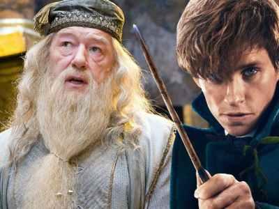 De volta a Hogwarts! Começam as gravações na escola em Animais Fantásticos e Onde Habitam 2 35