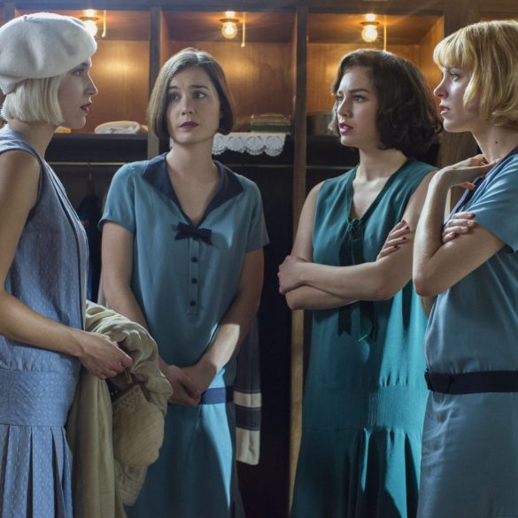 Netflix revela as primeiras imagens da segunda temporada de As Telefonistas 16