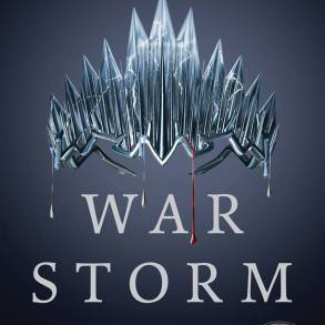"""Confiraa capa americana de """"War Storm"""", o último volume da série Rainha Vermelha 27"""