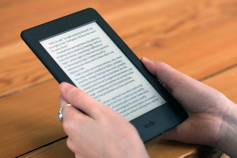 Kindle na Black Friday: R$ 110 de desconto em e-readers apenas por 31 horas na Amazon.com.br 16