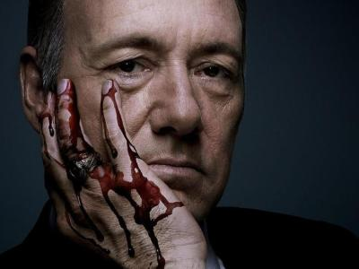 Netflix demite Kevin Spacey de House of Cards 14